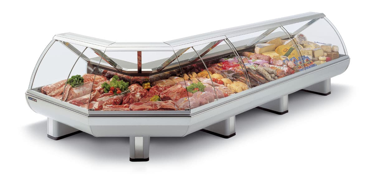 универсальные холодильные витрины для кулинарии