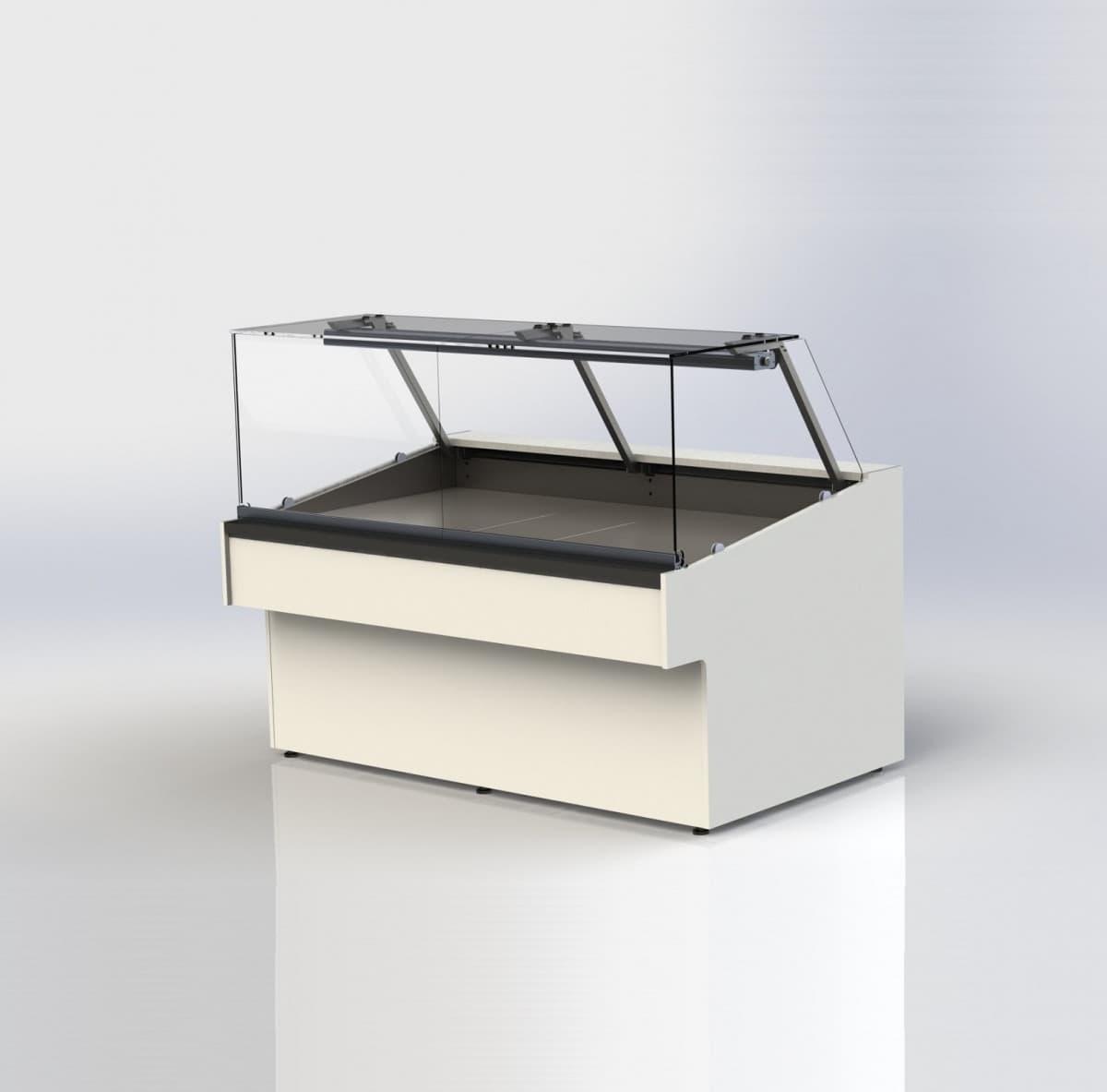 Нейтральные витрины Crystal 1280 на 911 см