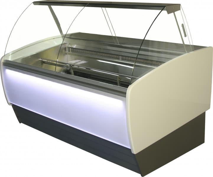 Производство морозильных витрин для мороженного