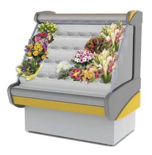 Охлаждающие витрины для продажи цветов