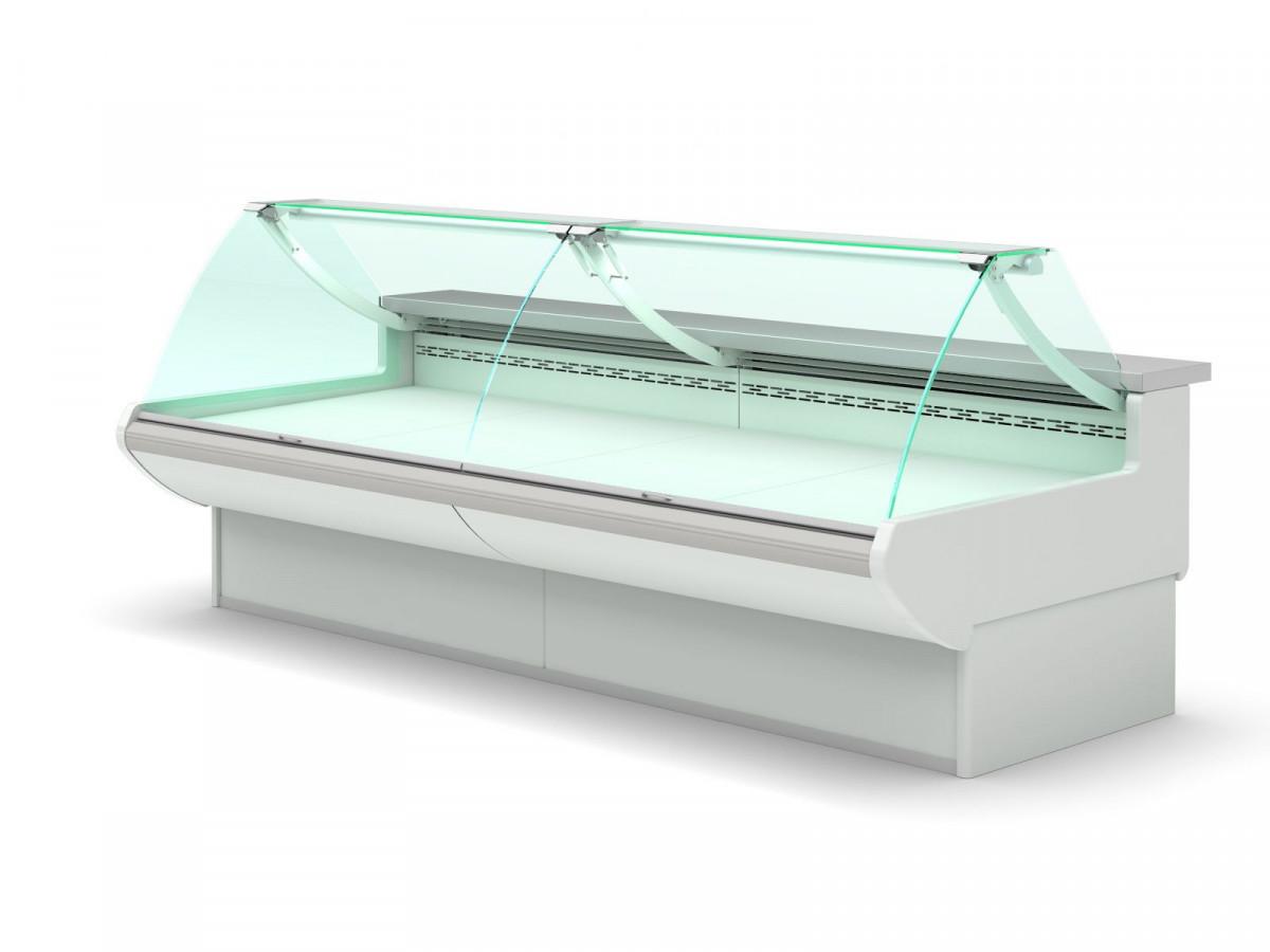 Среднетемпературная витрина AERO