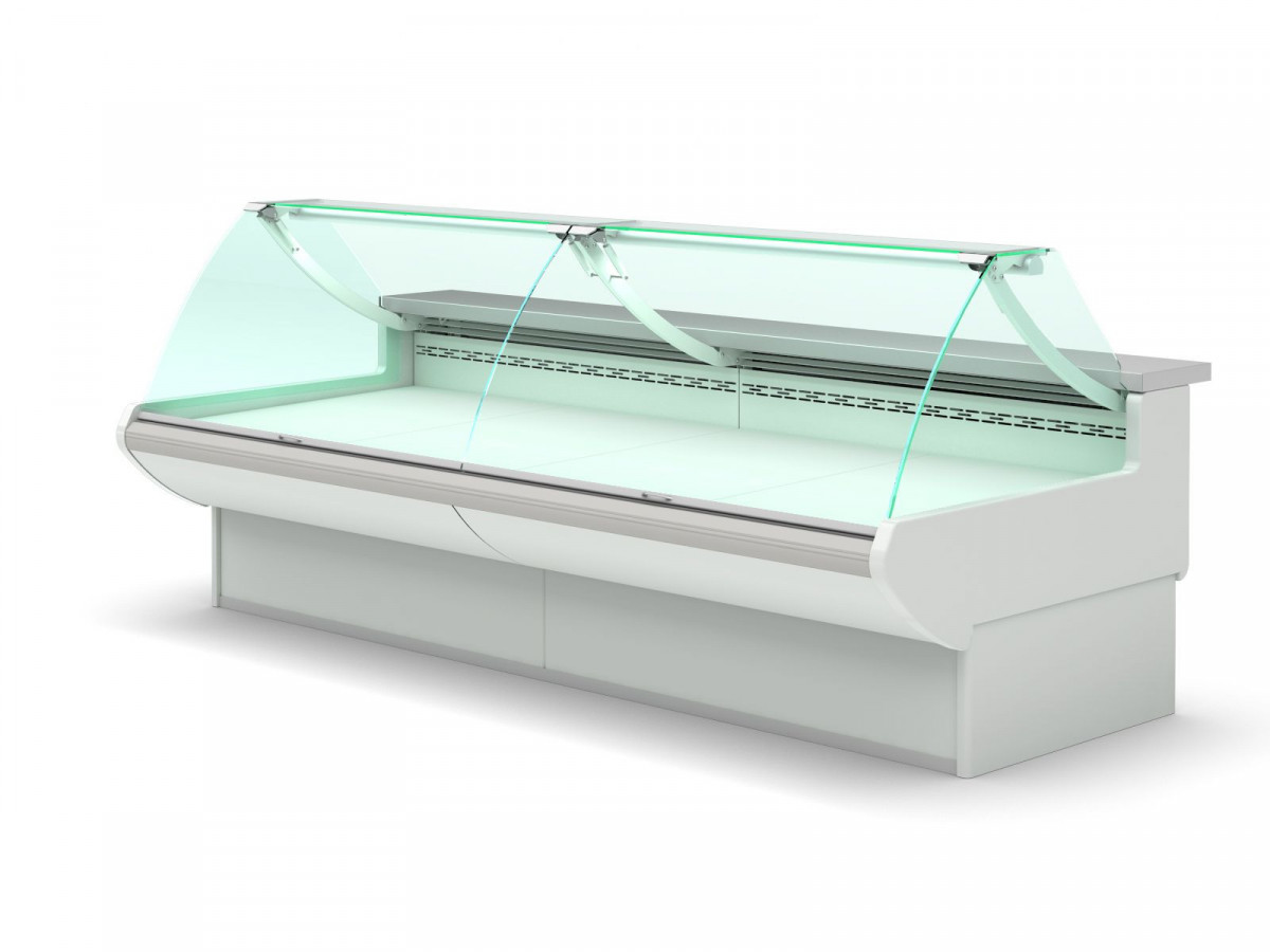 Тепловая витрина AERO