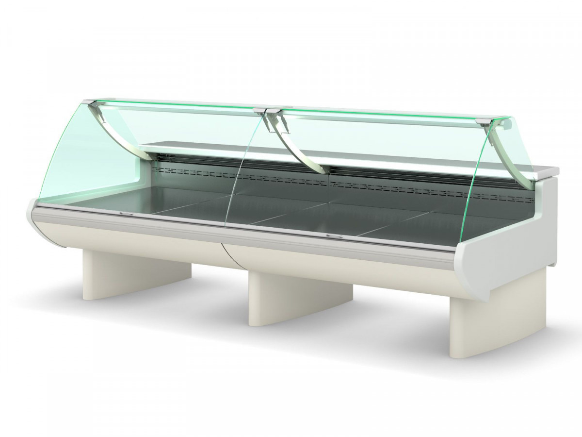 Холодильная витрина для рыбы AERO