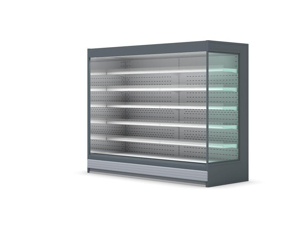 Холодильная витрина для напитков BERNINA
