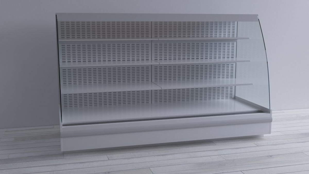 Холодильная горка для ресторанов BERNINA MINI