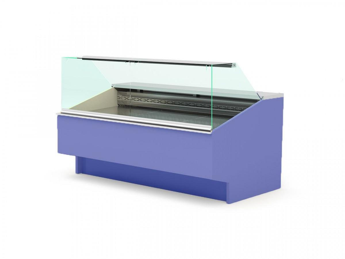 Среднетемпературная витрина Bistro BM