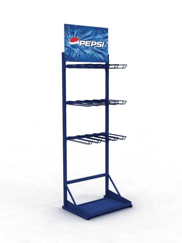 Стойка для бутылок Pepsi