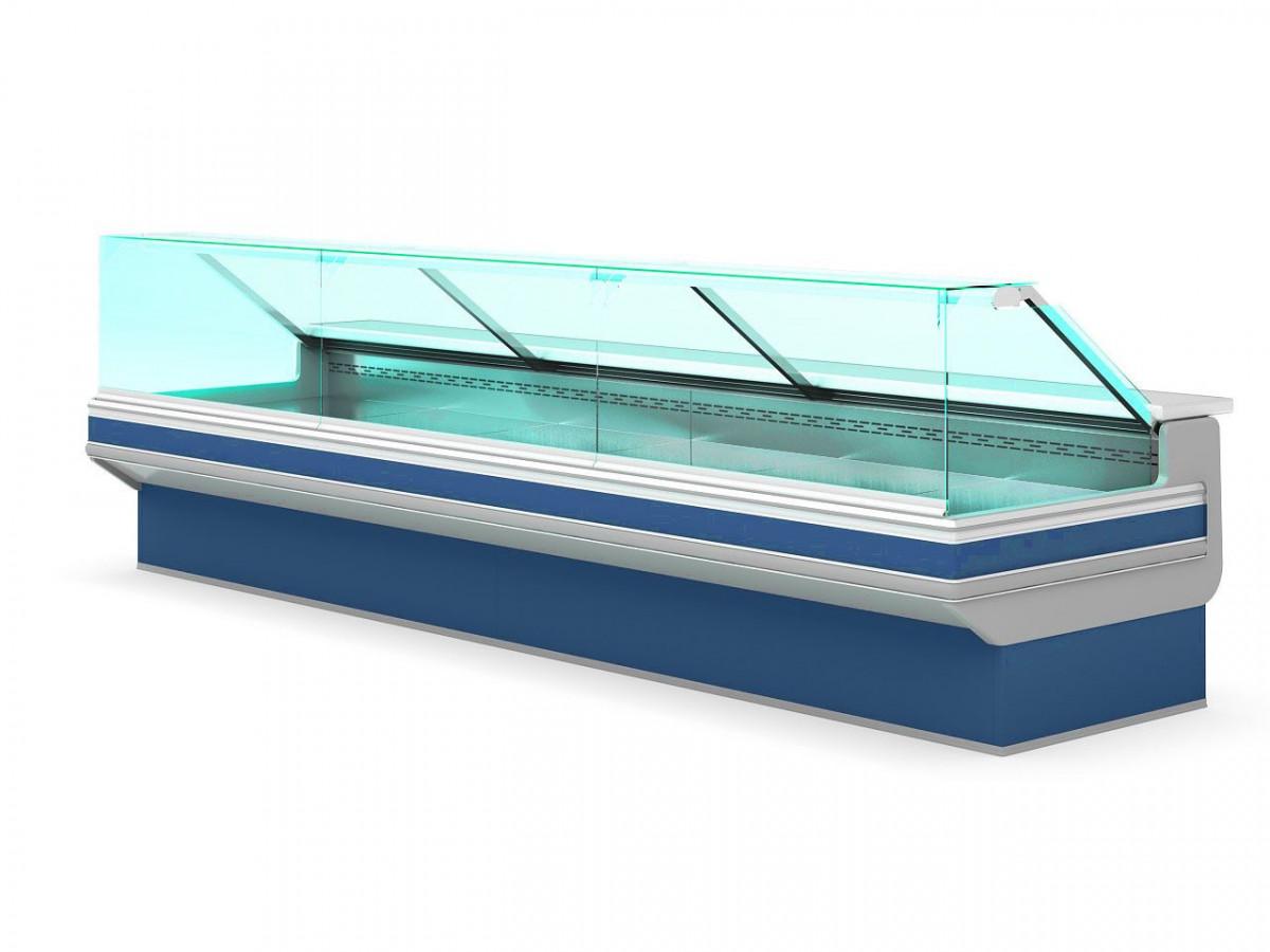Холодильная витрина для рыбы HORUS
