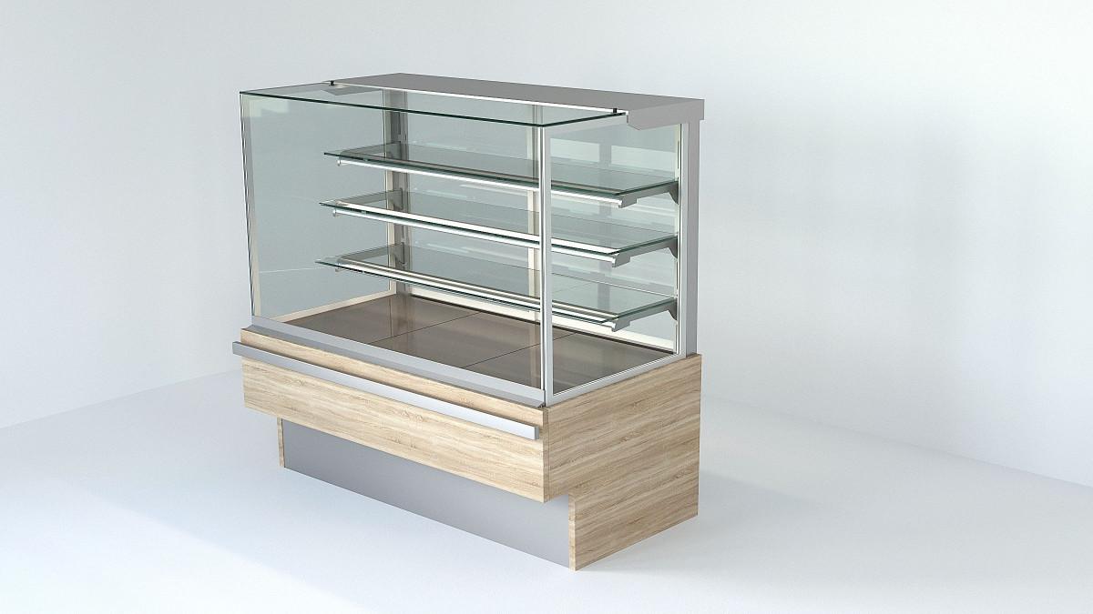 Холодильная витрина для рыбы SOUL