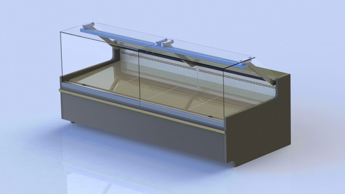 Холодильная витрина для салатов STELLA