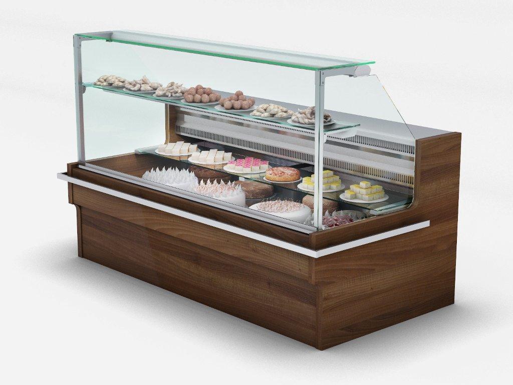 Холодильная витрина для кулинарии VERONA