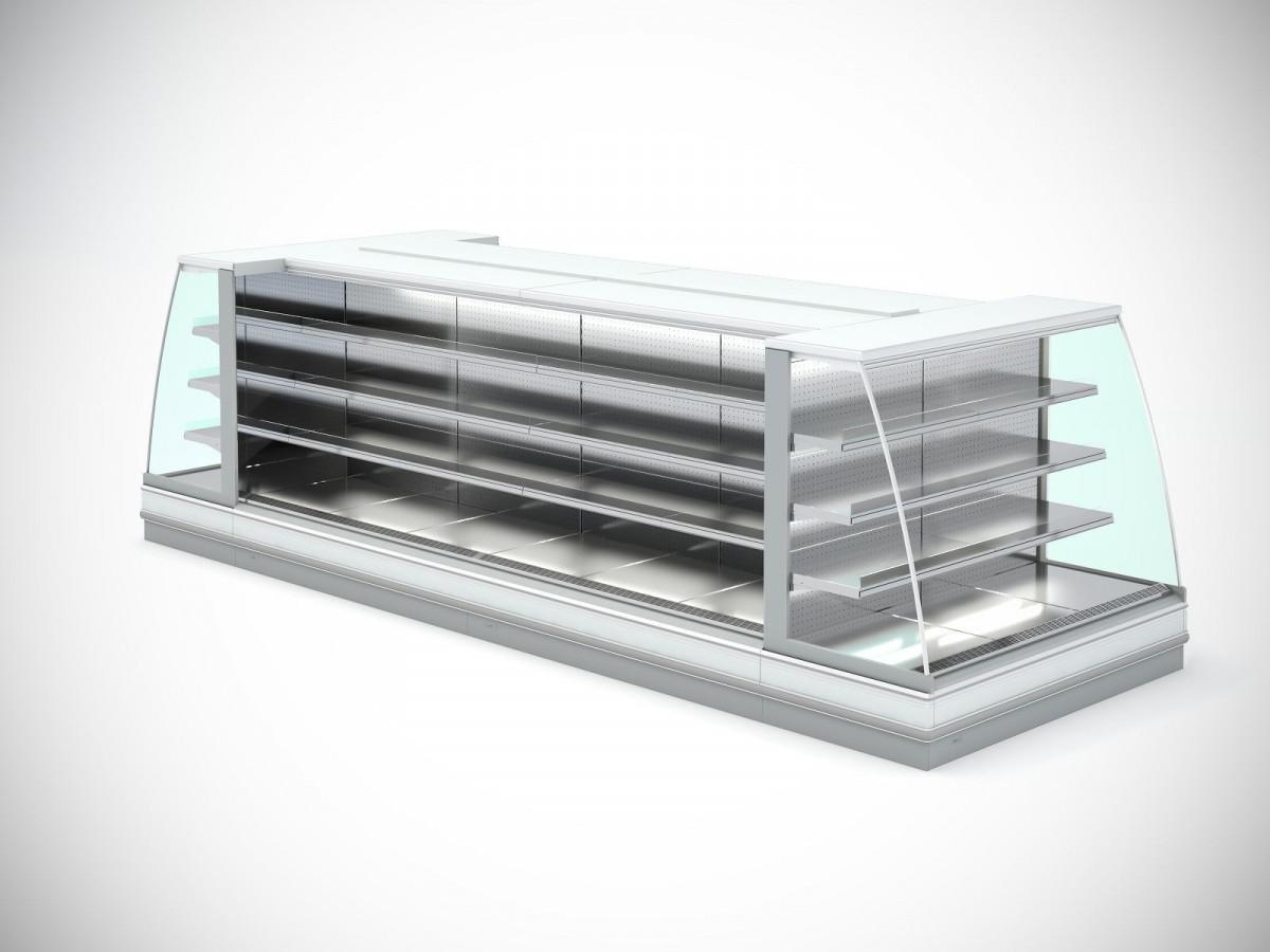 Холодильная витрина для овощей BERNINA MINI