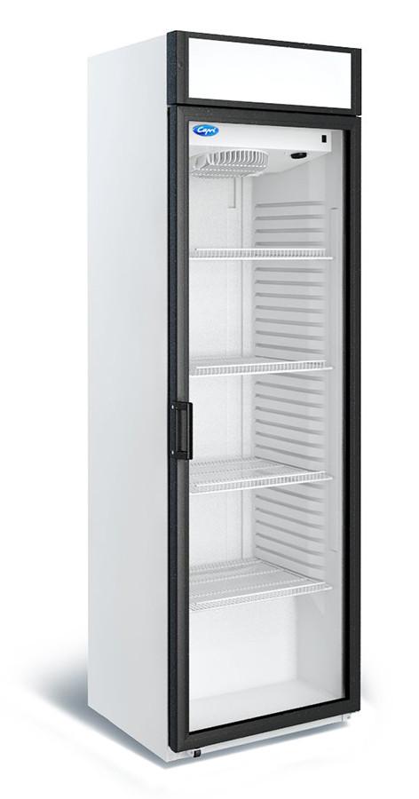Шкаф холодильный Капри П-390СК (ВО, термостат)