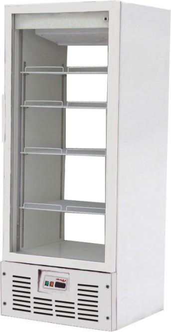 Шкаф холодильный АРИАДА R700MSW (двойное остекление)