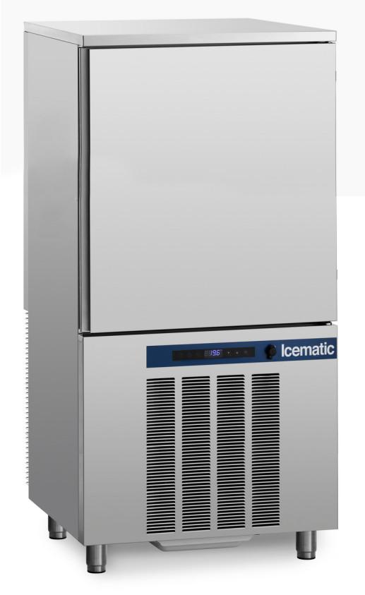 Шкаф шоковой заморозки ICEMATIC SТ10/32