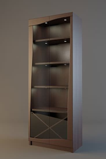 Шкаф для элитного алкоголя DD 002