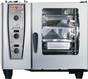 Пароконвектомат RATIONAL Combi Master CM 61G PLUS газ